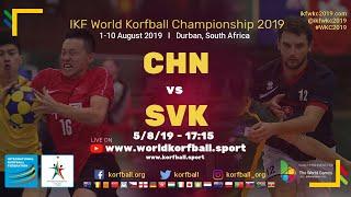 IKF WKC 2019 CHN-SVK