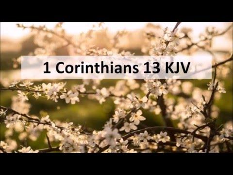 1 Corinthians 13 Scripture Song KJV