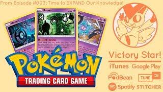 Did Unown just BREAK the Pokemon TCG?   Victory Star