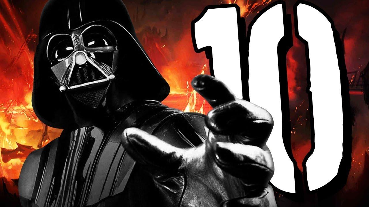 10 sekretów STAR WARS [TOPOWA DYCHA]