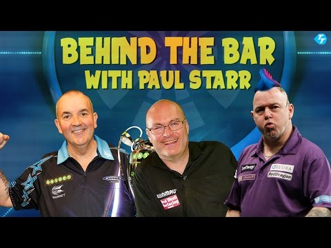 Peter Wright With Paul Starr | Champions League Review | Grand Prix Preview