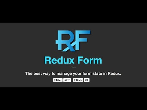 Redux Form Tutorial - YouTube