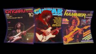 Ritchie Blackmore Amazing Guitar Solo 1981