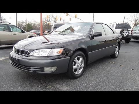 Awesome 1998 Lexus ES300 Start Up, Engine, And In Depth Tour