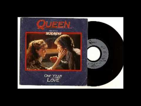 Queen - One Year Of love (Unreleased Demo)