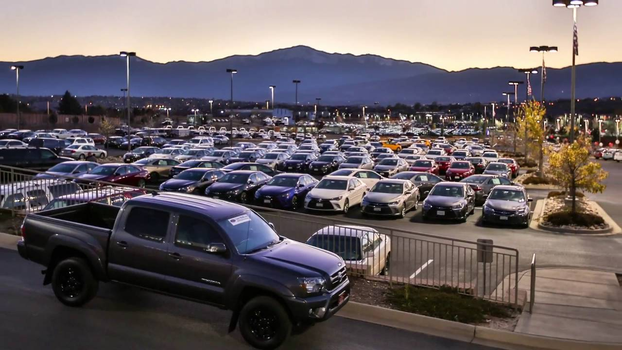 Larry H Miller Toyota Colorado Springs >> Liberty Custom Builds - Larry H. Miller Liberty Toyota Colorado Springs - YouTube