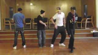 Omarion Touch! (dance freestyle session