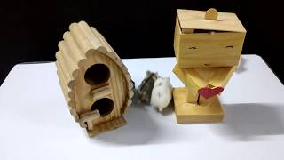 Cách làm con Danbo kèm hộp đựng đồ mini -  How to make a Danbo with a mini box