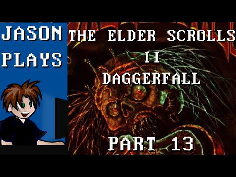 The Elder Scrolls II: Daggerfall [Part 13] - Recklessly Saving Money