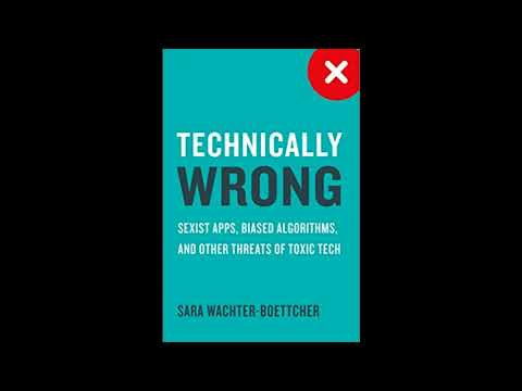 Sara Wachter-Boettcher Interview - Technically Wrong - YouTube