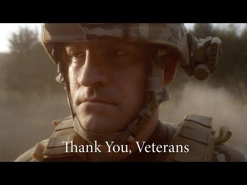 Super Martinez - Feliz Día del Veterano. ¡Estos son los Lugares que Tienen Regalos para Ti!
