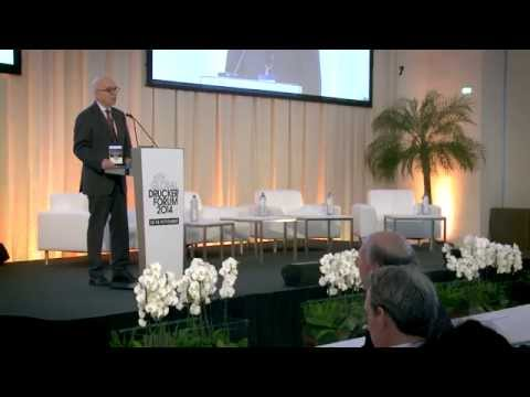 Synopsis (~6 Minutes) Of The 6th Global Peter Drucker Forum 2014 In Vienna, Austira