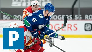 Elias Pettersson reflects on past season   The Province