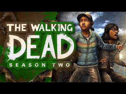 The Walking Dead: SEASON 2!