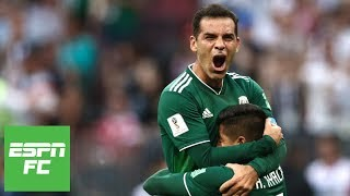 Mexico's 1-0 win over Germany 'the greatest performance in Mexican soccer history' | ESPN FC
