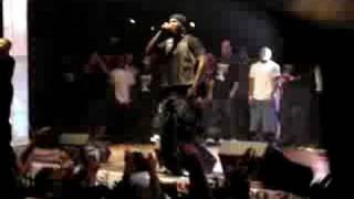 "Young Jeezy ""Dope Boys Go Crazy/ Trapstar"" in concert"