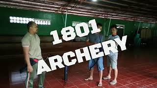 "Archery ""1801 ARCHERY"" Latihan ke-2"