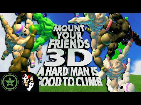 Let's Play - Mount Your Friends 3D with Lazar Beam