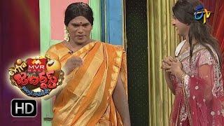 Chammak Chandra Performance – Extra Jabardasth - 22nd July 2016 – ETV  Telugu