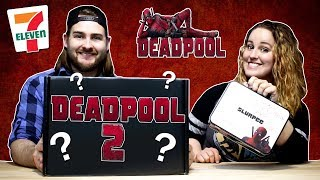 Opening a Deadpool 2 | 7 Eleven Mystery Box!