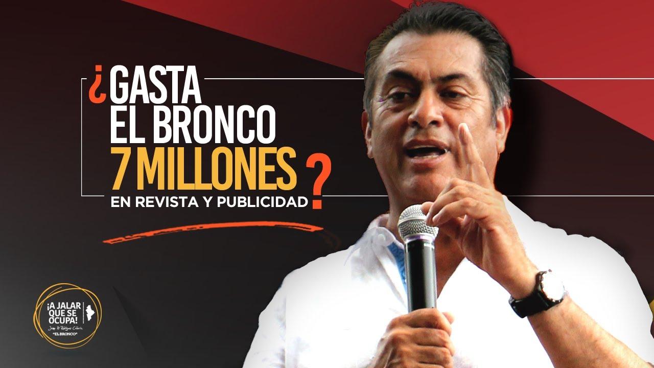 Aclaración sobre gastos millonarios en publicidad - Jaime Rodríguez Calderón - YouTube