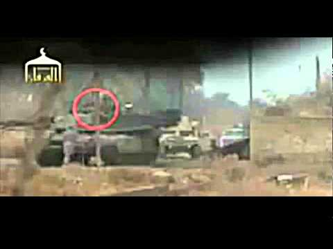 Invisible Man - Iraqi insurgents video - U.S. Soldier Wearing A Cloak of Invisibility