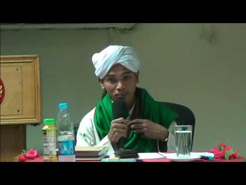 Asas-asas Menyambut Maulid Nabi ﷺ - Ustaz Syed Ahmad Ridhwan