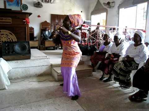 The Queen of Bassa Gospel