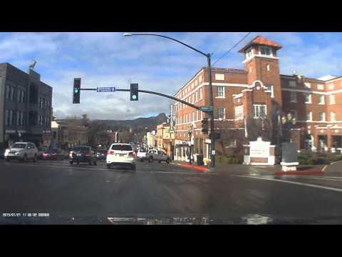 PRESCOTT 2015 A DRIVE THROUGH TOWN ON HIGHWAY 69