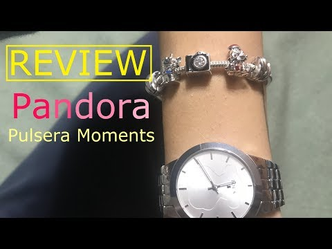 REVIEW - PULSERA MOMENTS PANDORA