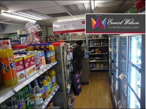 CONVENIENCE STORE AND SUB POST OFFICE in Leeds for Sale. REF 557093. Ernest Wilson