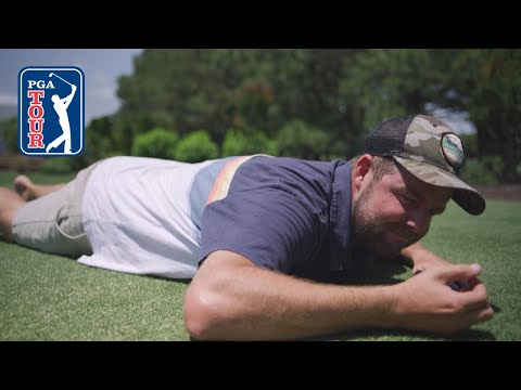 Marc Leishman's Backyard Putting Green Obsession