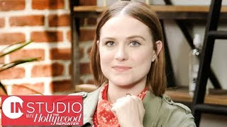 "'Westworld' Star Evan Rachel Wood on Season 2: ""This is The Season of War"" 