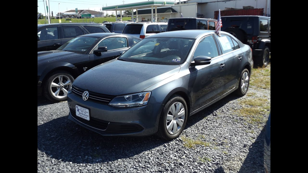 2013 volkswagen jetta 2 5l se 5 speed manual start up tour and review youtube. Black Bedroom Furniture Sets. Home Design Ideas