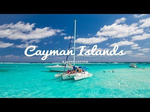 Cayman Islands Kitesurfen – Kitereisen nach Grand Cayman in die Karibik by kitereisen.tv