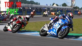 Top 10 FREE Bike Racing Games for Android 2020