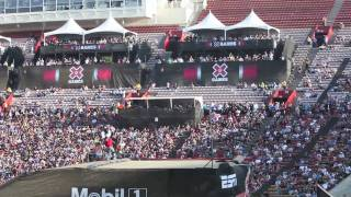 ESPN X Games 16 BMX Freestyle Big Air 2010 HD @ L.A. Coliseum