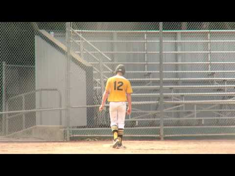Mountain View Eagles vs Colonial Mortuary - Baseball Championship Game 1 June 24, 2017