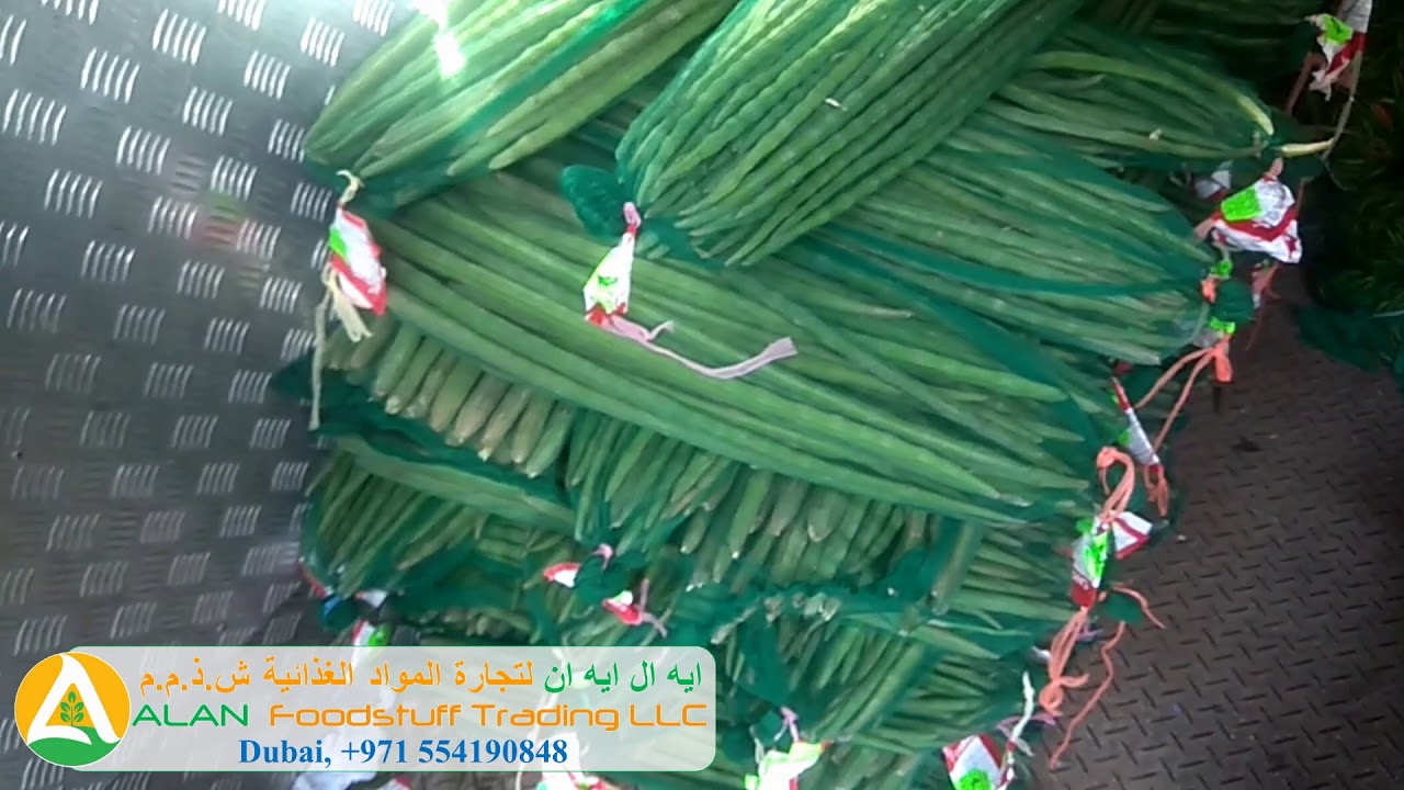 Required Mixed Vegetables by Air for Dubai: