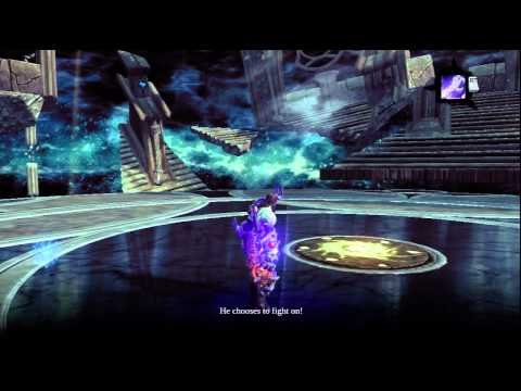 Darksiders 2 Crucible 75-100 & Wicked K fight(apocalyptic diff)