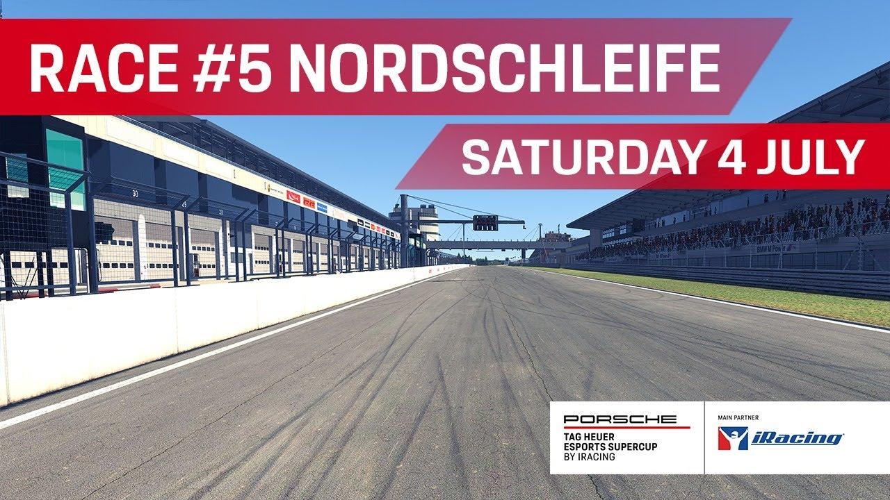 Porsche TAG Heuer Esports Supercup – Race Week #5