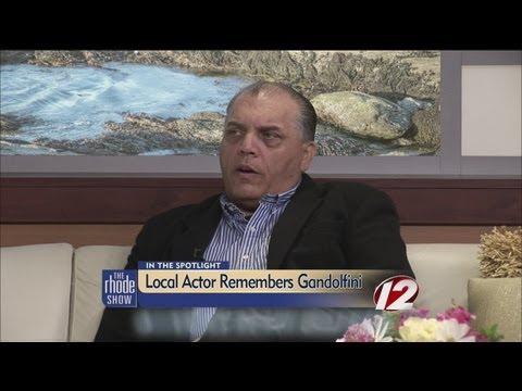 Local Actor Remembers James Gandolfini streaming vf