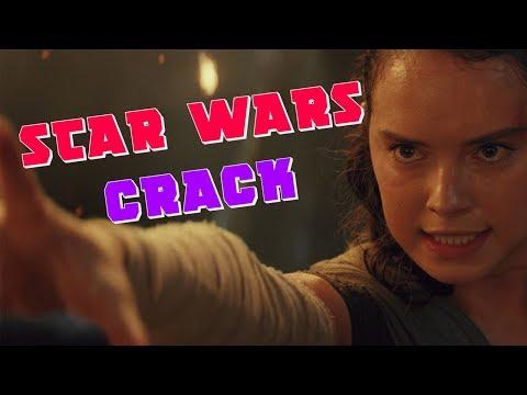 STAR WARS CRACK #1 | THE LAST JEDI