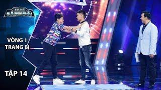 Trí Lực Sánh Đôi Tập 14 Vòng 1 | Thanh Tân và Mạc Văn Khoa đối đầu tại trò chơi đầu tiên