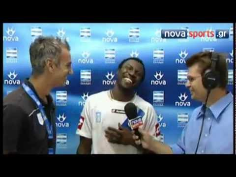 GREEK SUPERLEAGUE 2011-12 FUNNY MOMENTS