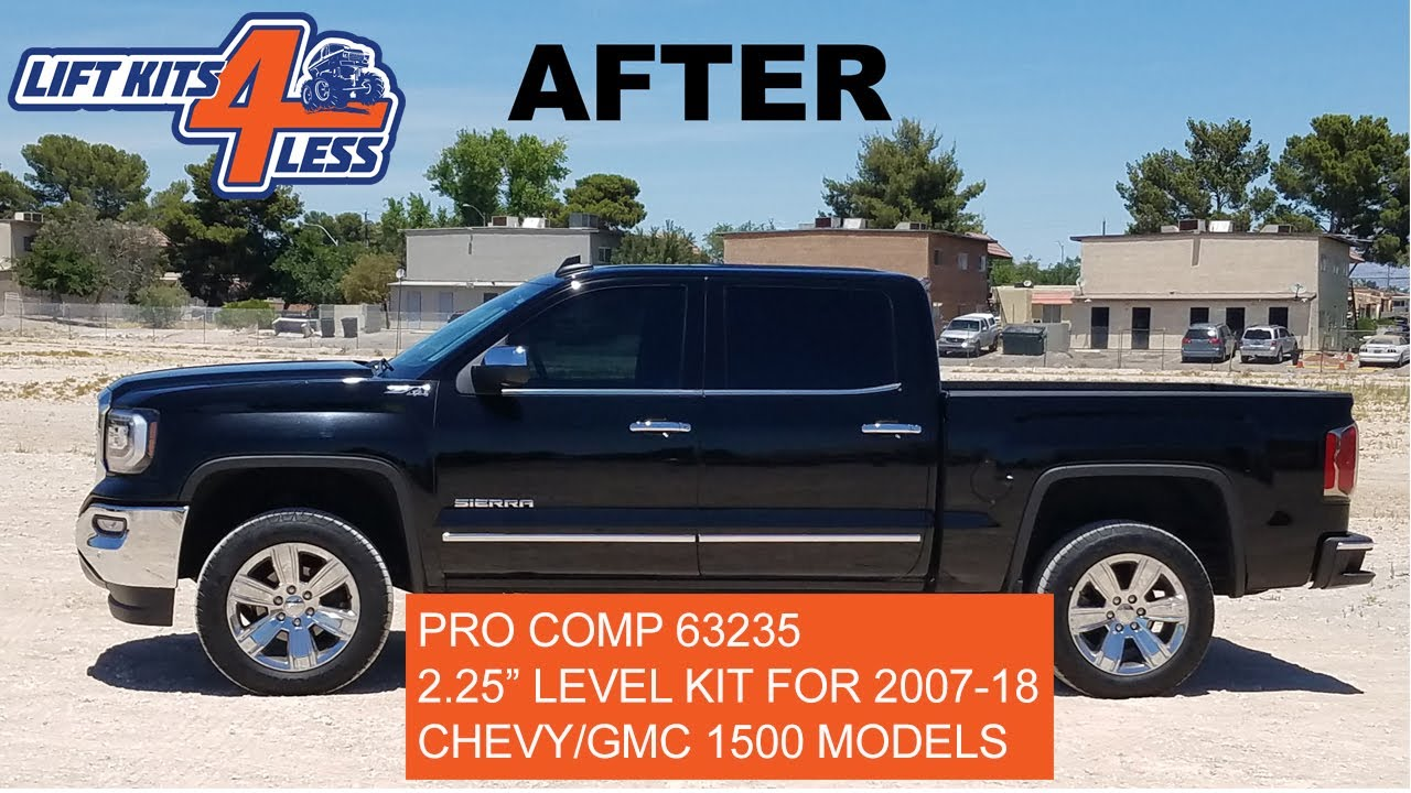 All Chevy chevy 1500 leveling kit : Pro Comp 63235 2.25