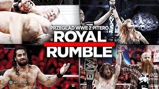 ROYAL RUMBLE 2019 | Przegląd WWE z PiTeRo