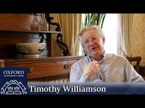 What Do Philosophers Do? | Timothy Williamson