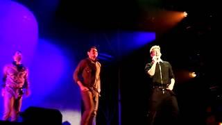 Danny Saucedo - I Swear (NU, Stockholm, Sweden, 21.10.2017)
