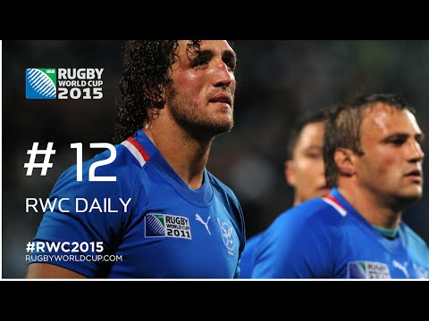'Best ever' Namibia looking to shock New Zealand - RWC Daily